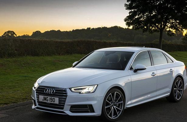 Чемудивила обновленная Audi A4