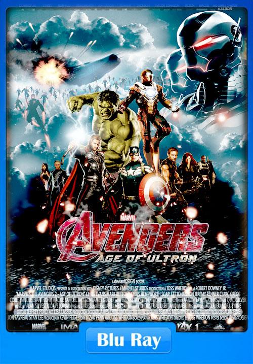 Avengers: Age of Ultron 2015 Hindi Dubbed - FilmyZilla