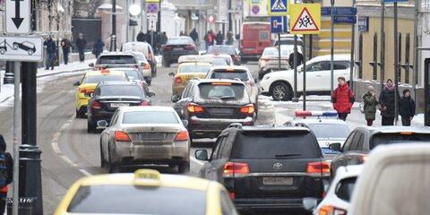 Названы самые опасные участки назимней дороге