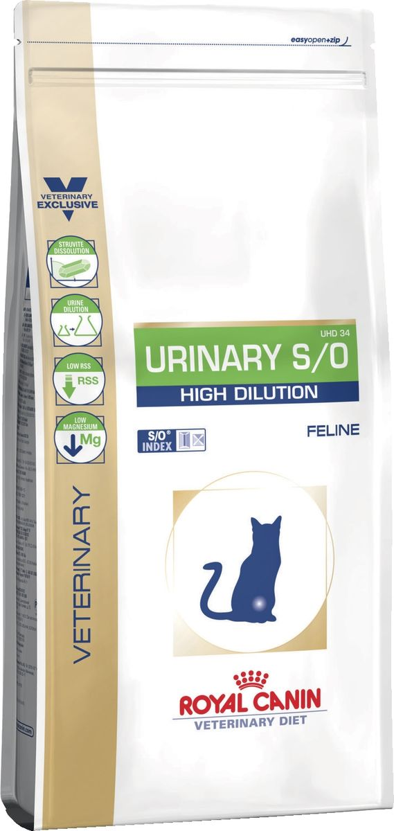 Корм royal canin urinary olfactory attraction