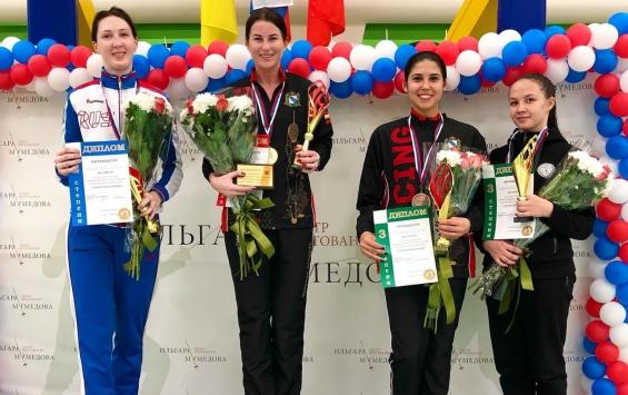 Двекурянки завоевали медали навсероссийском турнире