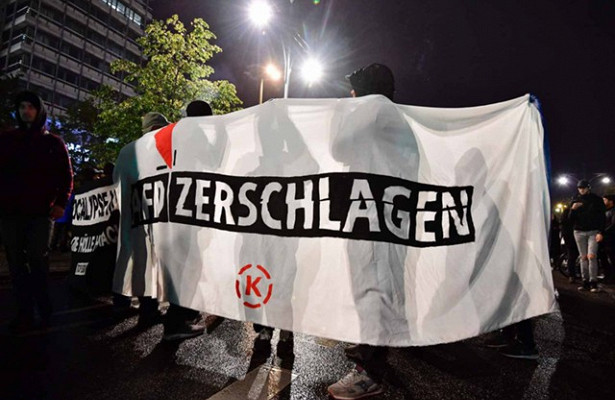 Евреи бьют тревогу из-занационалистов вбундестаге