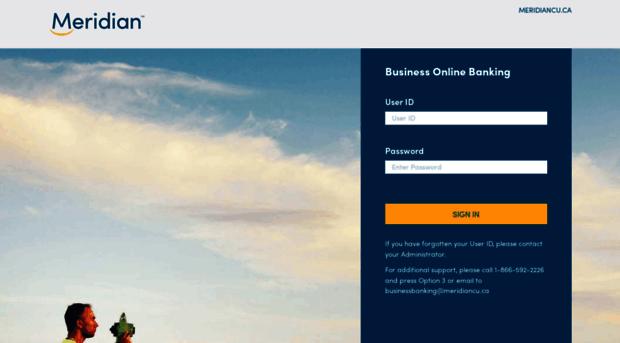 Meridiancu retirement portal help line