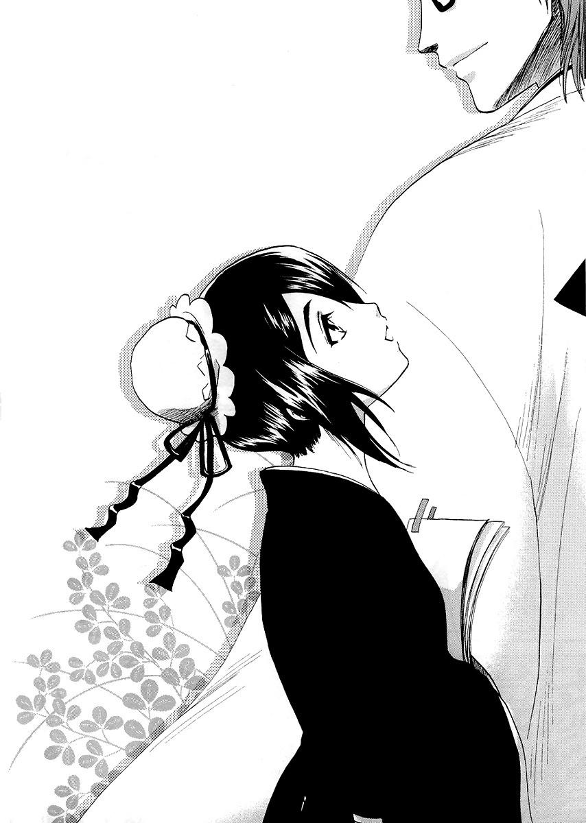 All momo x aizen hentai manga