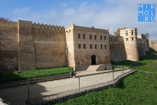 Международная конференция, посвященная крепости Нарын-Кала, пройдет вДербенте