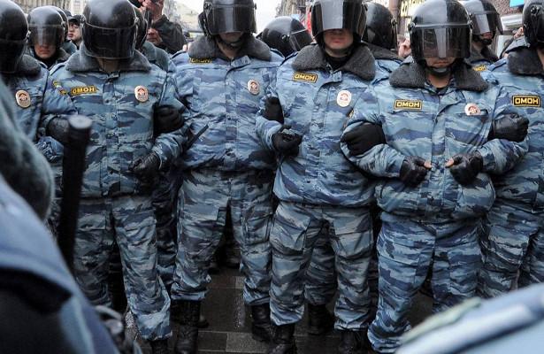 ВМинфине РФпредложили сократить число сотрудников МВД