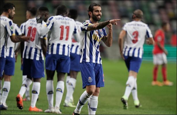 «Порту» выиграл Суперкубок Португалии