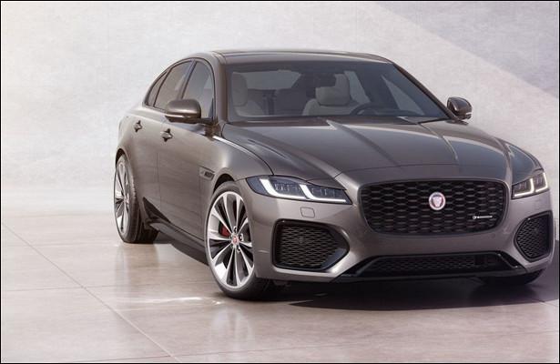 Компания Jaguar обновила бизнес-седан XF
