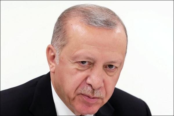 Эрдоган обвинил РФ, СШАиФранцию впоставках оружия вАрмению