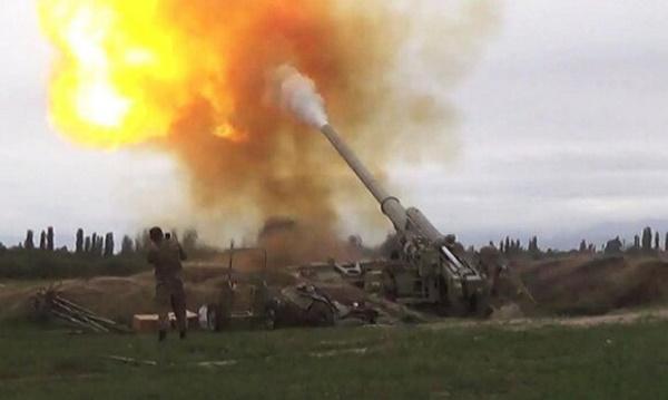 Азербайджан заявил обуничтожении трех ЗРКАрмении