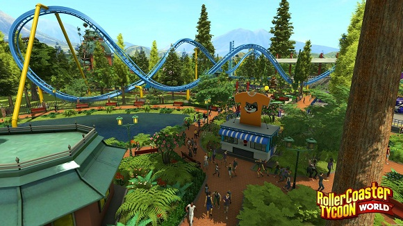 RollerCoaster Tycoon 3 - Download