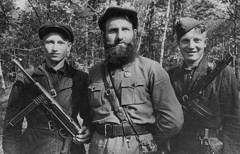 Почему немцы боялись попасть вплен кпартизанам