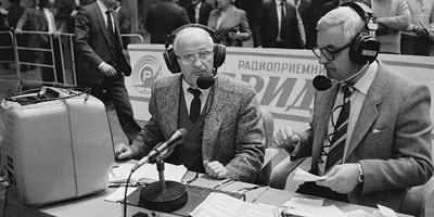 Комментировать по-русски. Работа наспортивном телевидении всоветское время исейчас