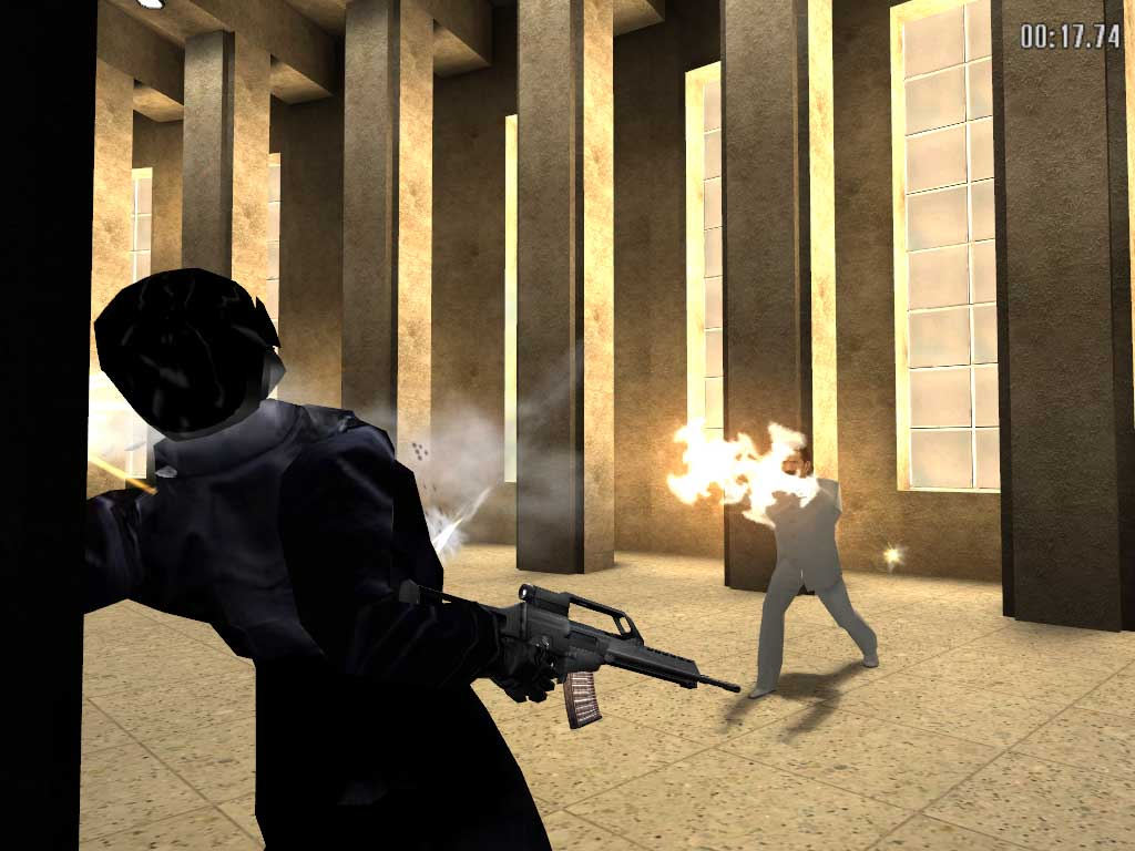 Max Payne 2: The Fall of Max Payne — Wikipdia