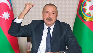 Алиев пригрозил Армении