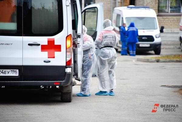 Приморским медикам передали 64машины скорой помощи