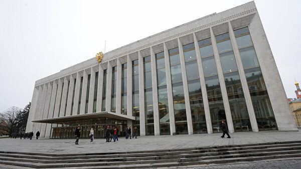 Источник сообщил о«минировании» Кремлевского дворца