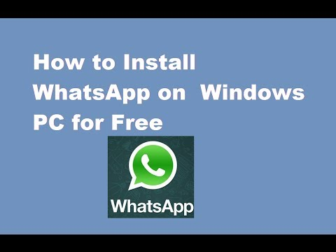 Download WhatsApp for Windows 028000 (64-bit)
