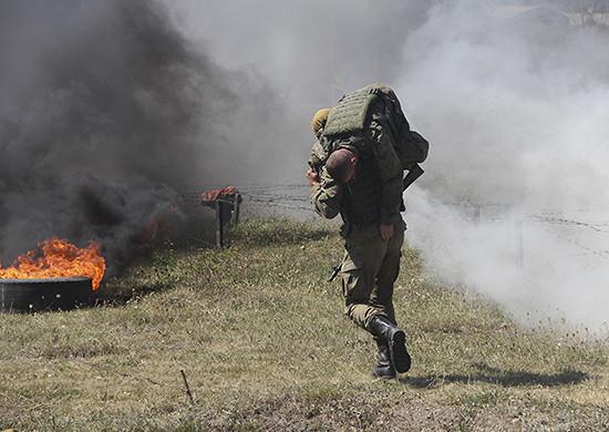 Более 1,5тыс. военнослужащих ЮВОвАбхазии проверили стрессоустойчивость напсихологической полосе