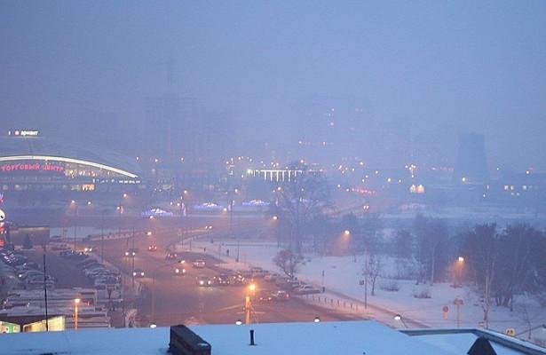 ВЧелябинске режим «черного неба» сохраняется довечера понедельника