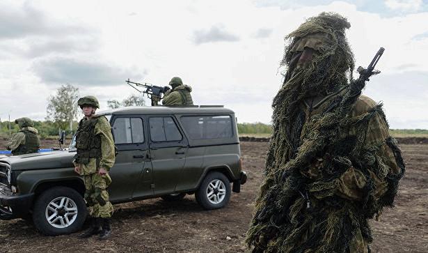 Нафоруме «Армия-2016» представили камуфляж-хамелеон