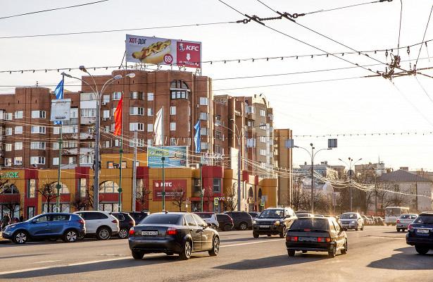 Вцентре Ярославля ввели круглосуточный запрет парковки: гдеименно