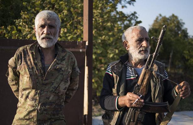 Армяне иазербайджанцы: мынетуземцы, адревние иумные народы (Postimees, Эстония)