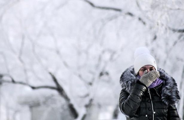 Ввыходные температура опустится доминус 28градусов