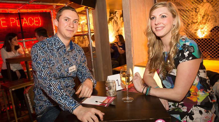 Single Parties in London, Speed Dating London, London