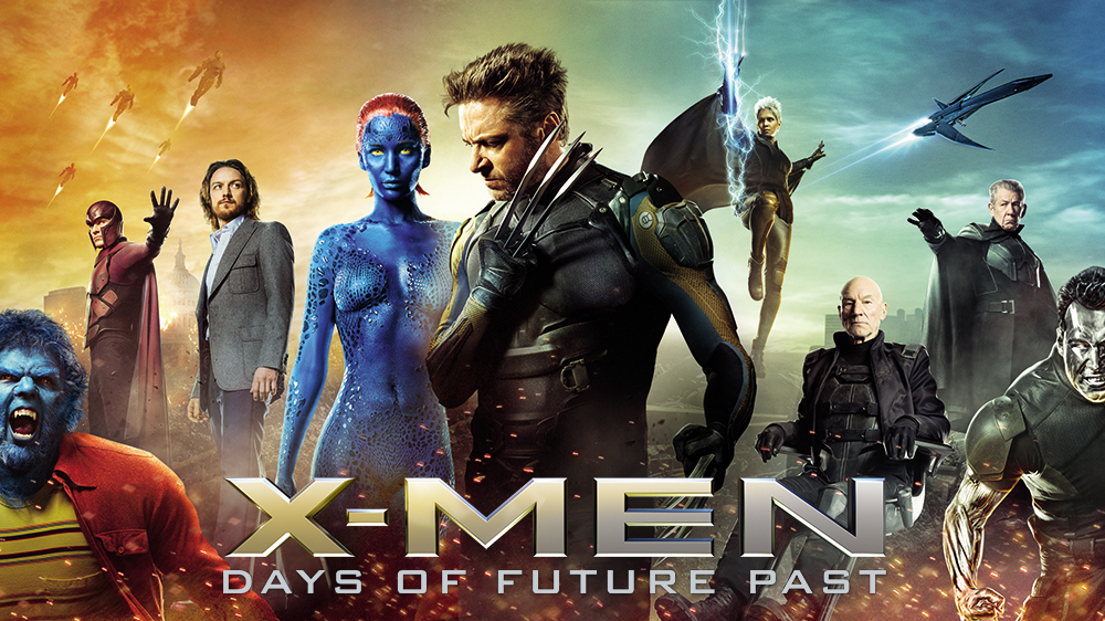 X-Men: Days of Future Past (2014) YIFY - Download Movie
