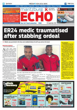 Public Eye Newspaper - Pietermaritzburg Projects