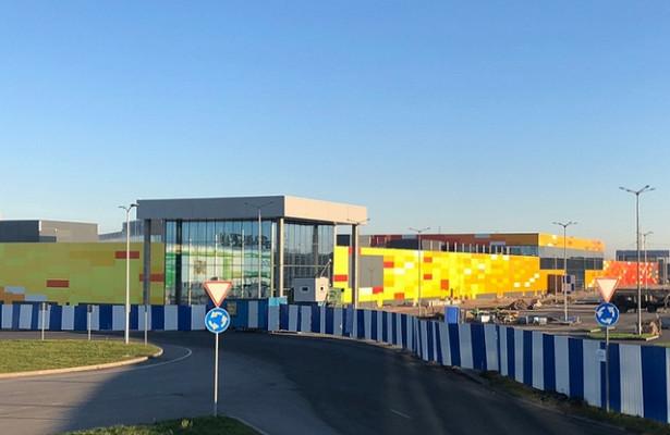 ПодКалининградом ТРЦ«Молл Балтии» откроется 5ноября