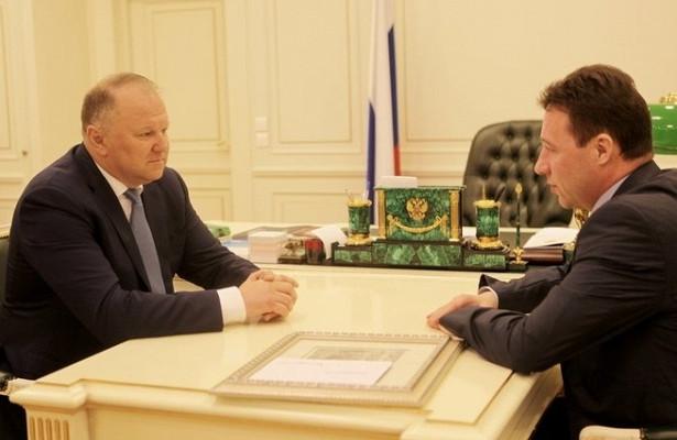 Путин назначил трех новых полпредов