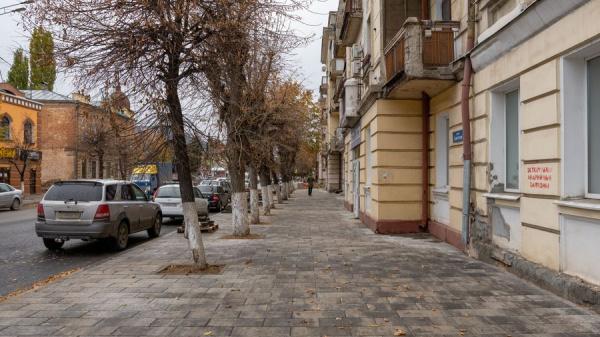 ВСызрани перекрыли улицу Советскую