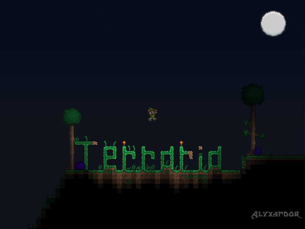 Terraria (latest) Free Download Full PC Game - Free PC