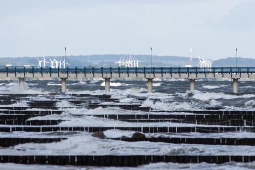 Каквозникает исколько «живёт»: четыре вопроса ошторме вБалтийском море