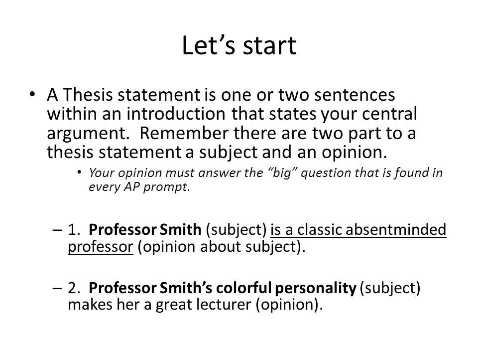 Write my popular thesis topics