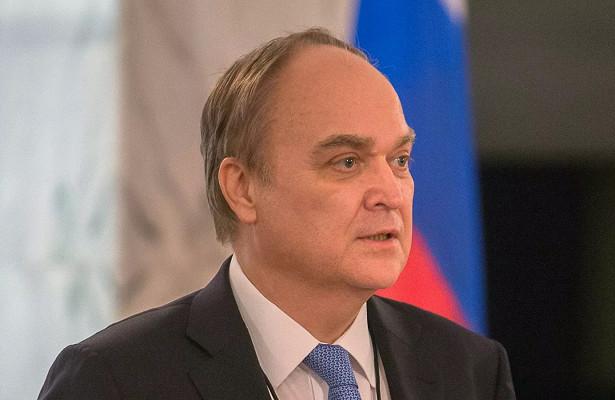 Посол России вСШАпривился американской вакциной Moderna