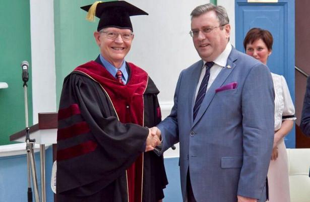 Нобелевский лауреат стал почетным профессором МПГУ