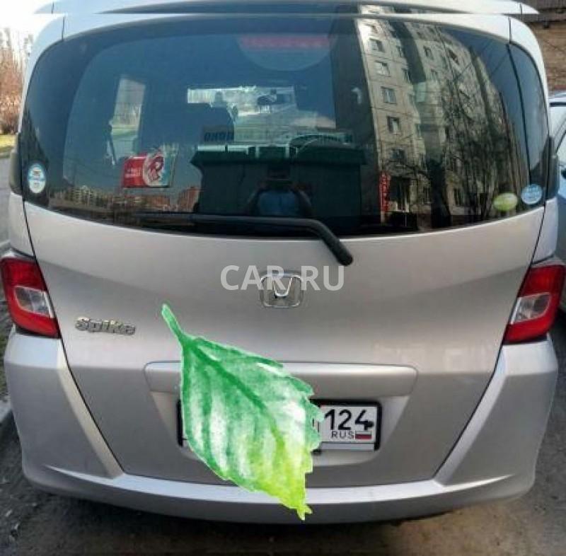 Купить Honda Stepwgn в Красноярске, продажа