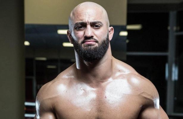 Боец UFC Яндиев отправлен в ИВС