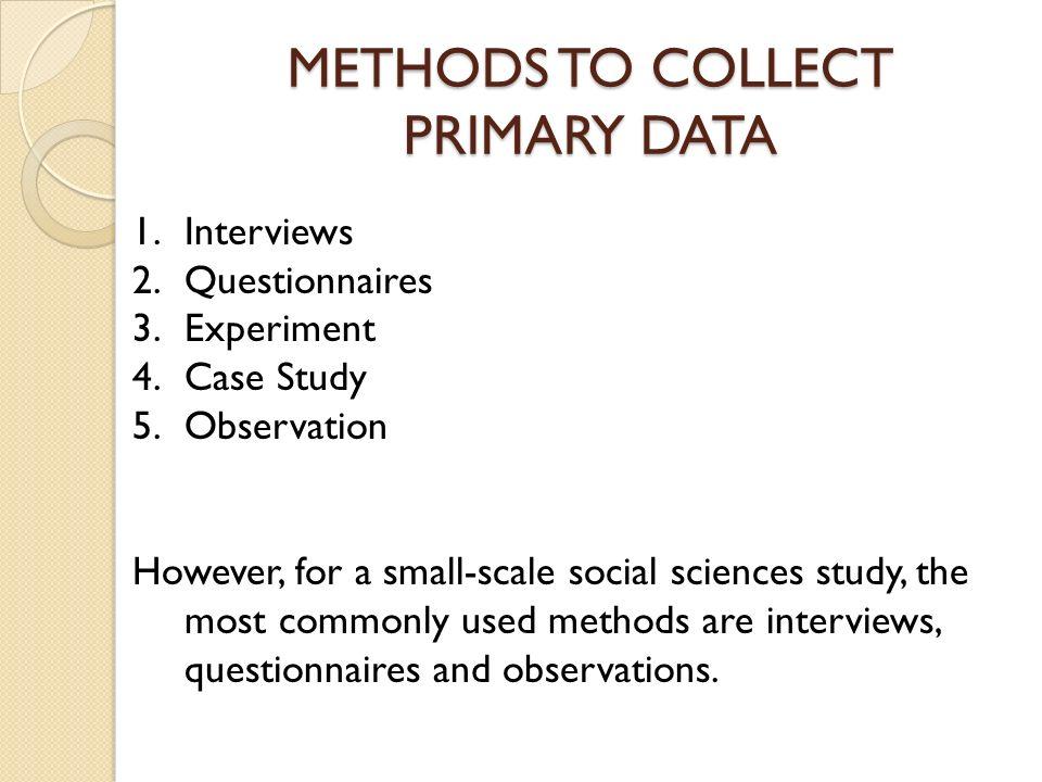 Scientific method essay example
