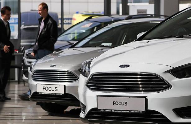 Самой популярной подержанной иномаркой стал Ford Focus