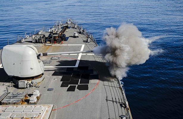 DieWelt (Германия): российский военный корабль пригрозил американскому эсминцу тараном