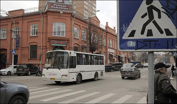 Белорусский автобус выставили намеждугородний маршрут вМосковской области