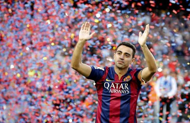Хави может возглавить «Барселону» летом
