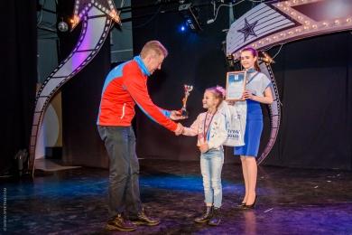Нафинале конкурса «Кострома лыжная» подарили 79памятных кубков