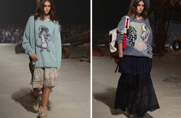 Coach представил весеннюю коллекцию наНеделе моды вНью-Йорке