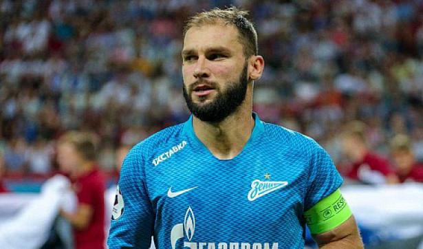 Иванович сыграл вАПЛвпервые с2016 года
