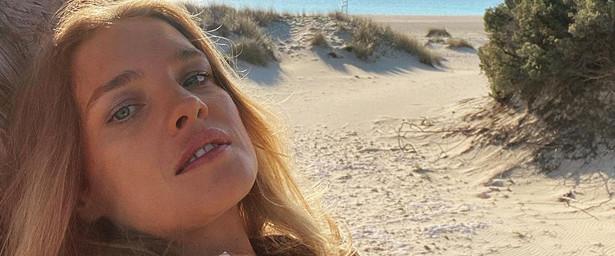 Наталья Водянова показала видео изотпуска, который проводит вГреции